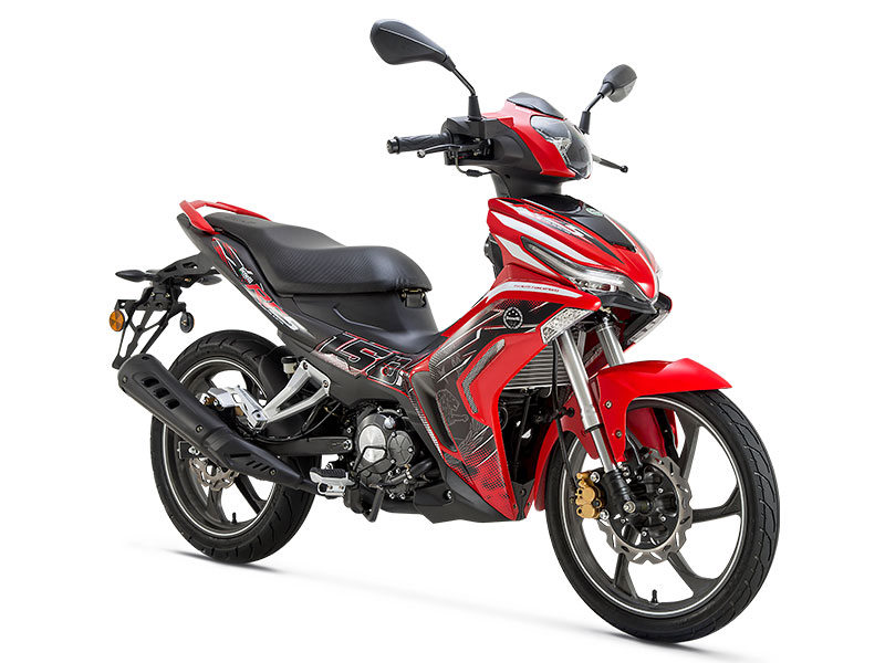 Benelli RSF 150 I