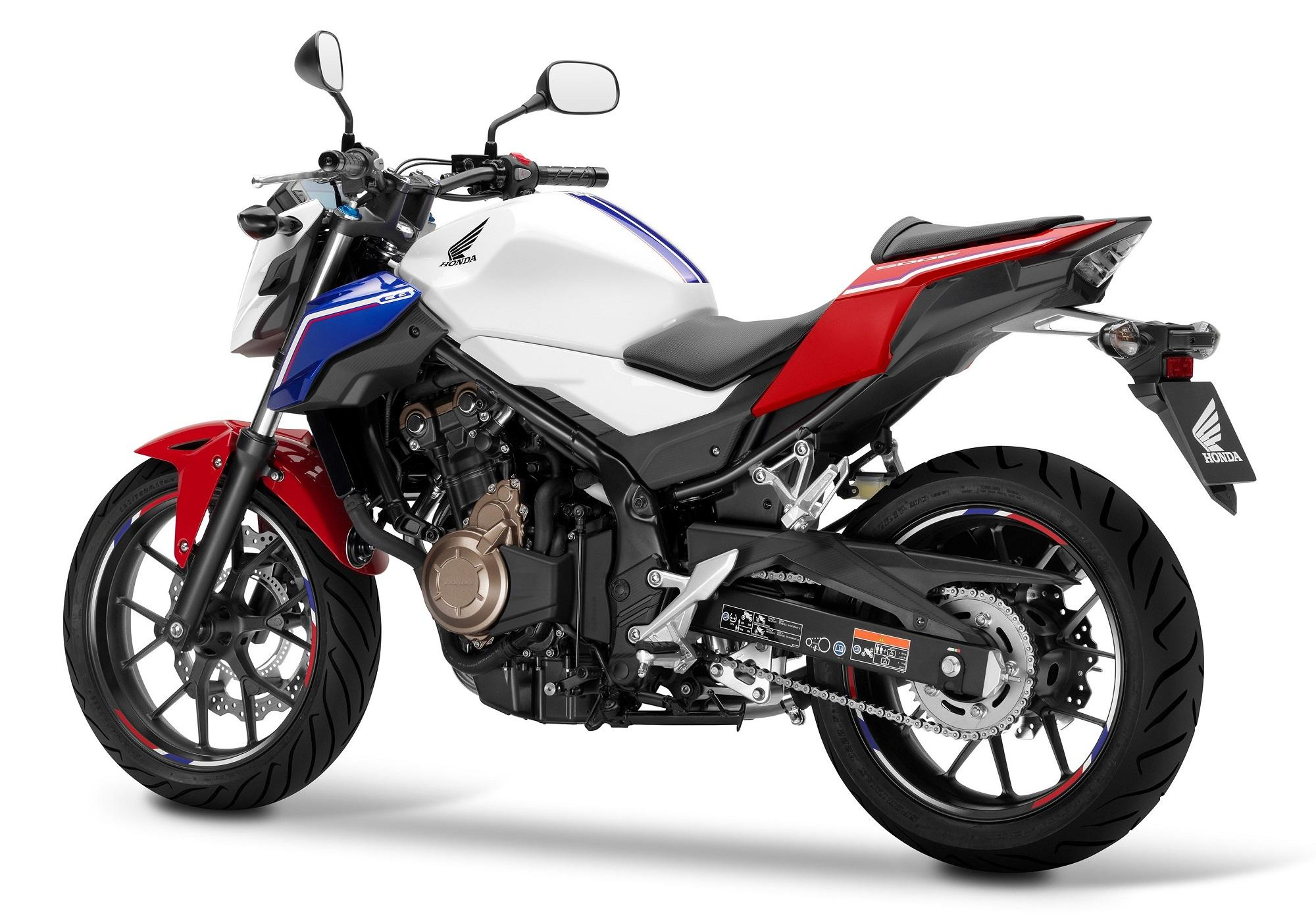 Honda cb500f std model 2016 for Honda 2016 models