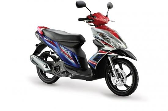 Suzuki Skydrive Accessories