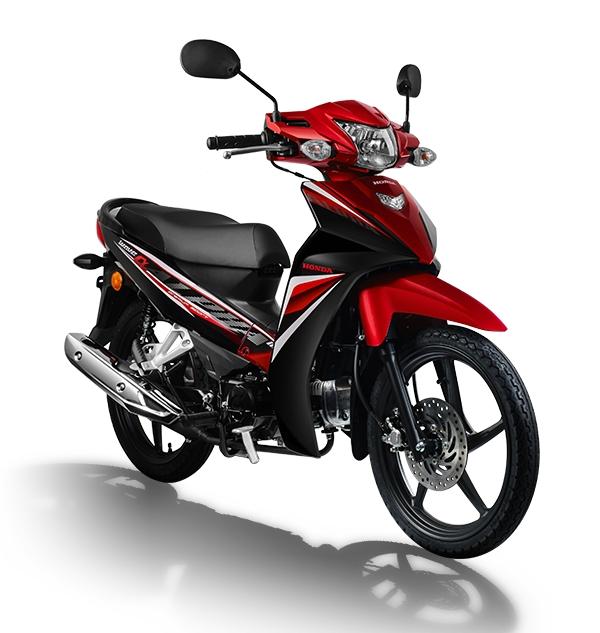 Honda Motorcycle Wave  Alpha