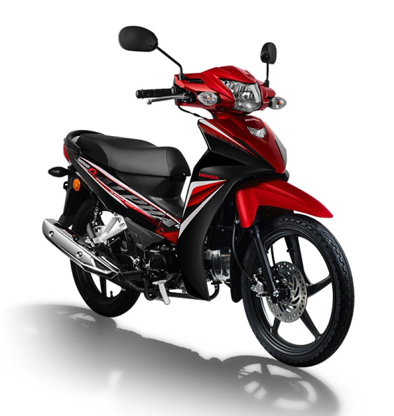 Honda Wave 110 Price >> Honda Wave Alpha 110 - [Disc Brake/Sport Rim]