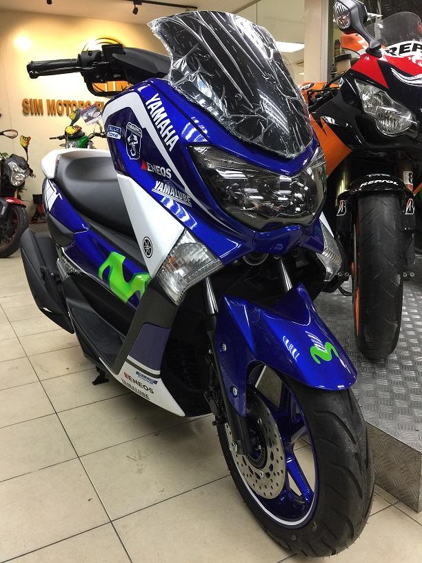 Yamaha Nmax 155 Movistar