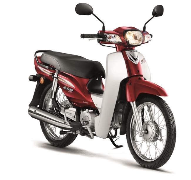 Honda EX5 110FI - [Electric Starter / Sport Rim]